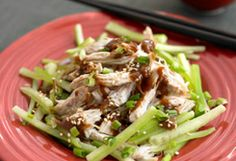 Biggest Loser Bon-Bon Chicken :: Recipe Kitchen