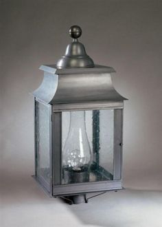 Pagoda Post Antique Brass Medium Base Socket With Chimney Clear Glass by Northeast Lantern. $586.50. Northeast Lantern 5653 This lighting fixture is hand made in New Hampshire from 100% brass or copper materials. Includes a lifetime guarantee, except for glass. UL Listed. The all natural finish that will not peel or flake off. Features: -Post Lantern. -Concord collection. -Available in multiple finishes. -Available with Clear, Clear Seedy, Frosted and Seedy Marine...