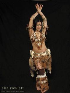 Tribal Pocahontas