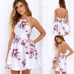 Women Casual Dress Frozen Dress Formal Attire For Women – glasscls Banquet Dresses, Hoco Dresses, Homecoming Dresses, Cute Dresses, Formal Dresses, Prom, Dresses 2016, Mini Dresses, Beach Dresses