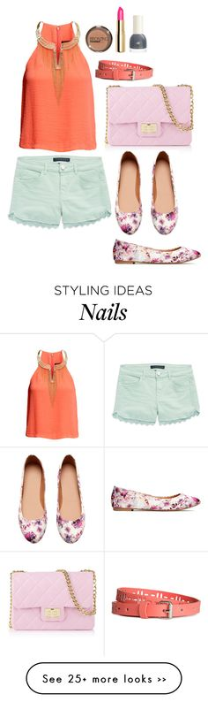 """""""Bez naslova #103"""" by lejla588 on Polyvore featuring H&M, Design Inverso and Tinsel"""