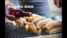Nacho dog | Fire&Food TV | Glamping