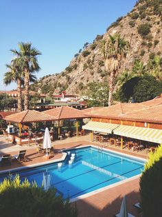 Oludeniz Hotel Holiday Travel, Travel Inspiration, Turkey, Europe, Places, Outdoor Decor, Home Decor, Decoration Home, Turkey Country