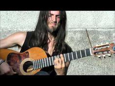 Estas Tonne - The Song of the Golden Dragon - YouTube