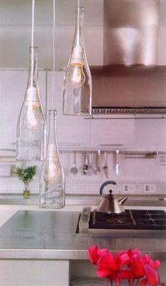 DIY: Una forma fácil (S) para cortar las botellas de cristal Do-it-yourself Ideas Cristal Reciclado