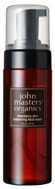 John Masters Organics Bearberry Oily Skin Balancing Face Wash 177 ml