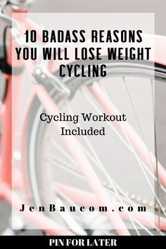 Do you love Cycling or want to Start? Can you achieve weight loss with cycling and get in the best shape of your life? Whole30 Weight Loss, Weight Loss Snacks, Easy Weight Loss, Weight Loss Program, Cycling Workout, Cycling Tips, Strength Training For Beginners, Cycling For Beginners, Hiit Workouts With Weights