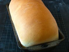 Hungry Hungry Highness: Soft Sandwich Bread