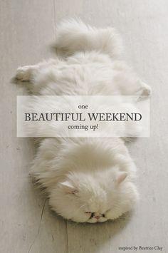 Beautiful Weekend