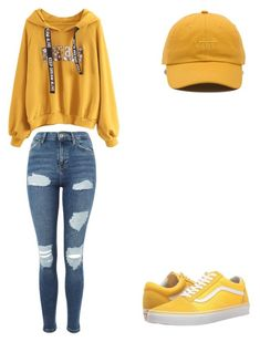 A fashion look from october 2017 by featuring topshop and vans. Casual School Outfits, Cute Teen Outfits, Teenage Girl Outfits, Teenager Outfits, Simple Outfits, Outfits For Teens, Stylish Outfits, Cool Outfits, Girls Fashion Clothes