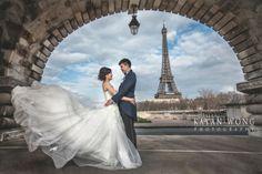 Prewedding Photos Paris