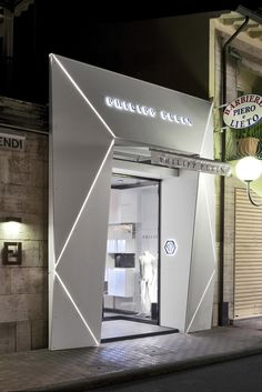 Philipp Plein store by AquiliAlberg, Versilia – Italy