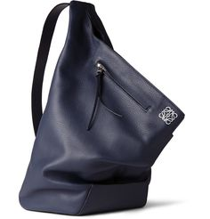 Loewe - Full-Grain Leather Backpack  d03f9b474e3a3