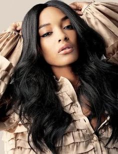 Secret extensions for african american hair
