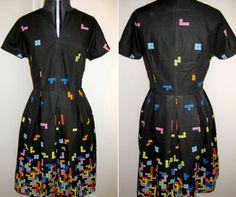 Vestido Tetris!