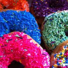 Allie's Donuts. Best part about Rhode Island... Along with Jitters, Aunt Carrie's...the ocean      #VisitRhodeIsland