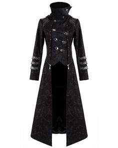 Punk Rave Scorpion Mens Coat Long Jacket Black Gothic Steampunk Hooded Trench Punk Rave http://www.amazon.co.uk/dp/B00OWBA6DE/ref=cm_sw_r_pi_dp_mAsJwb070KV2Q
