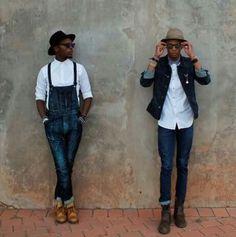 Mpho Rox Modise, Austin Powers, project inflamed fashion
