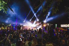"The ""bomb"" of all festivals! Check out Snowbombing now via Festigo.co #snowbombing #snow #bombing #festival #stage #party #rave #festigo #festigoapp #mountains #snowbomb #colors"