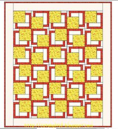 images of BQ maple island quilts | think it will be a cute quilt for a boy or girl. That really is all ...