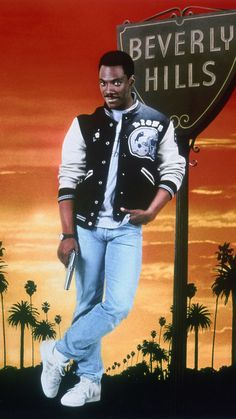 """Detroit Detective Axel Foley (Eddie Murphy) is back, back to a city where he doesn't belong: Beverly Hills in """"Beverly Hills Cop II. 2 Movie, Movie Photo, Classic Tv, Classic Films, Beverly Hills Cop Ii, Movie Inside Out, Star Wars, Eddie Murphy, Hollywood"""