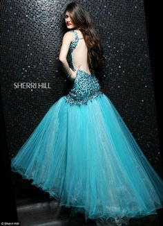 Kylie Jenner and Kendall Jenner Pose for Sherri Hill in New Gown Advertisement