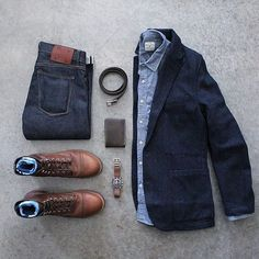 We don't even know if there's term like Smart Formals. But we think this outfit is perfect for someonewho doesn't like to dress up. The outfit is a perfect blend between Formals a… - discount mens shoes, best mens casual shoes, mens formal shoes Mode Outfits, Casual Outfits, Men Casual, Fashion Outfits, Fashion Tips, Fashion Trends, Smart Casual Man, Fashionable Outfits, Fashion Updates