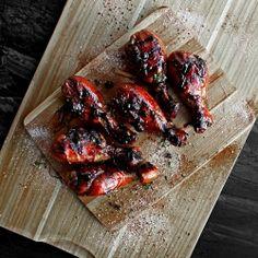 Blueberry Balsamic BBQ Chicken I WONNA TRY THIS