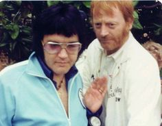 Elvis and Red West