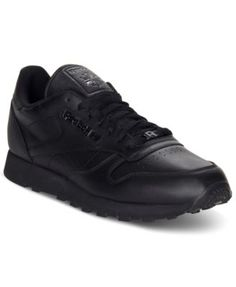 Reebok Men s Classic Leather Casual Sneakers from Finish Line Men - Finish  Line Athletic Shoes - Macy s 19c6a698519