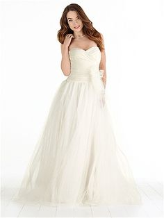 After Six Wedding Dresses Style 1038 http://www.dessy.com/dresses/wedding/1038/ #Pin2Win