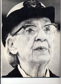 Grace Hopper - invented one of the first easy-to-use computer languages, which was a big advance in the field of computer programming.