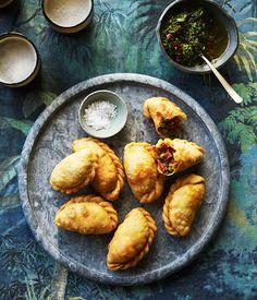 Recreate these crunchy Mexican empanadas with San Telmo's own recipe.
