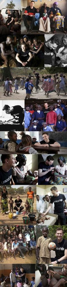 This post will ruin your life!!! All. Tom....me...alll...dead!!! Tom Is A Junior Ambassador For UNICEF UK