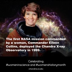 A overview of the eileen collins and chandra observatory