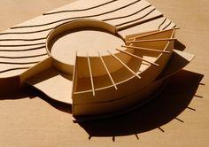Architecture Concept Model #conceptualarchitecturalmodels Pinned by www.modlar.com