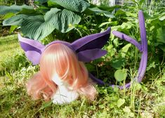 Espeon Ears by HopismyHero on Etsy, $22.00