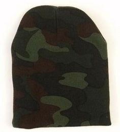 Camouflage deluxe skull cap  $5.23 100% acrylic. Military Headwear. http://www.armynavyshop.com/prods/rc5709.html