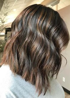 Visit here for cutest balayage bob haircuts for women 2018.