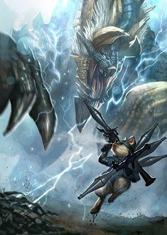 Monster Hunter Series/#1000160 - Zerochan