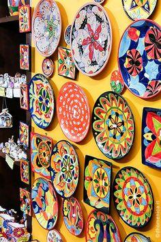 Ceramiche di Otranto.