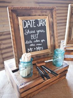 31 Impossibly Romantic Wedding Ideas Because who doesn't love love? 31 Impossibly Romantic Wedding Ideas Because who doesn't love love? Martha Stewart Weddings, Wedding Guest Book, Diy Wedding, Wedding Table, Wedding Reception, Wedding Tips, Dream Wedding, Reception Ideas, Wedding Planning