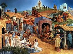 Jesus' 46 Parables in Chronological Order  Christian Bible Study ~ Introduction and 26 Lessons