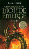 Nihal, la jeune guerrière poursuit son apprentissage de chevalier du Dragon. Mais le souvenir de Sennar, qu'elle a blessé au visage la hante.