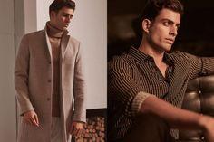Reiss Layering Autumn/Winter 2017 Men's Lookbook   FashionBeans.com