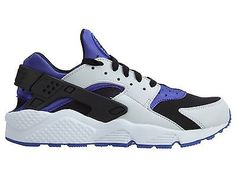 Nike Air Huarache Mens 318429-501 Persian Violet Running Training Shoes Size 8.5