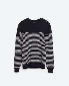 Discover the new ZARA collection online. The latest trends for Woman, Man, Kids and next season's ad campaigns. Zara, Fashion Catalogue, Pullover, Latest Trends, Blouse, Sweaters, Mens Tops, Clothes, Collection