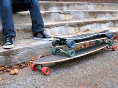 Skateboard Vs Longboard: Learn the Key Differences