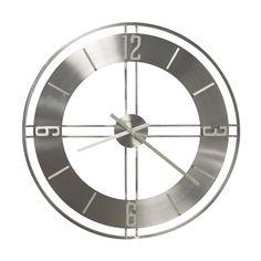 Have to have it. Howard Miller Stapleton 30 in. Wall Clock - $345.1 @hayneedle