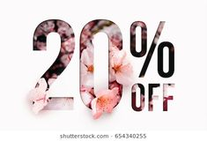 Similar Images, Stock Photos & Vectors of off discount promotion sale Brilliant poster, banner, ads. Precious Paper cut with real sakura flowers and leaves. For your unique selling poster / banner promotion offer percent discount ads. Web Design, Email Design, Body Shop At Home, The Body Shop, Online Shopping Quotes, Sale Banner, Sale Promotion, Sale Poster, Grafik Design